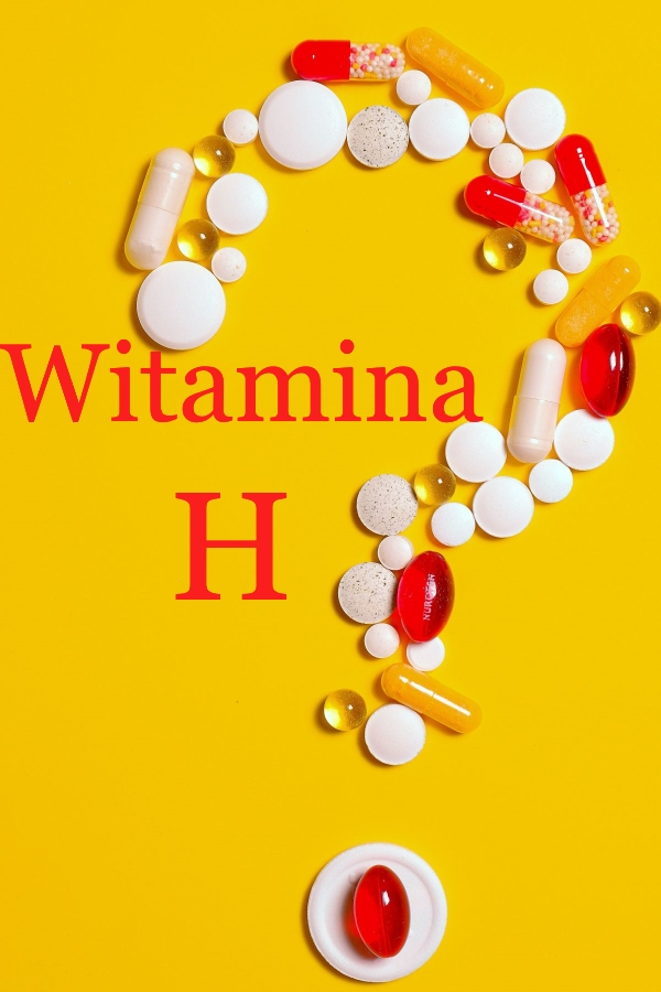 witamina h